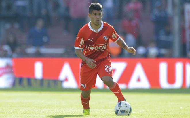 Gast�n del Casillo debut� con Independiente