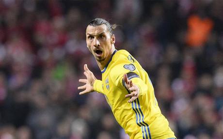 Ibrahimovic tendr�a la opci�n, remota, de disputar primero la Eurocopa y despu�s los Juegos Ol�mpicos