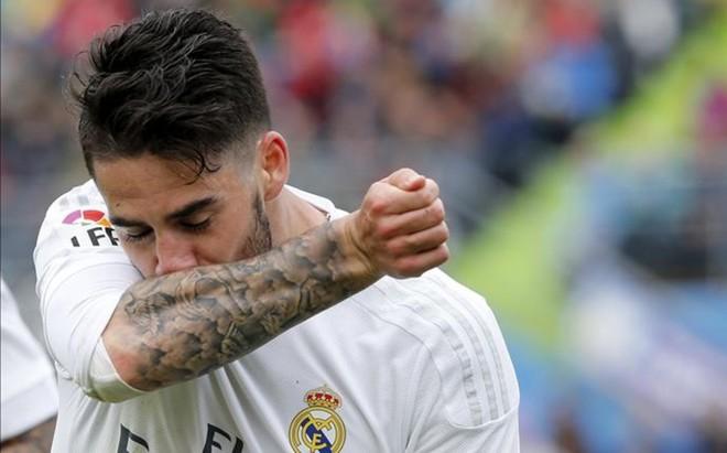 Isco es uno de los jugadores que podr�a abandonar la plantilla del Real Madrid en las pr�ximas horas