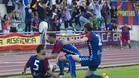 Los jugadores del Gav�, celebrando un gol el pasado s�bado