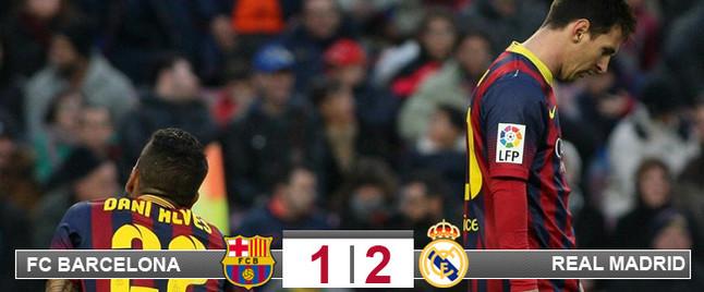 El Madrid entierra a un triste Barça
