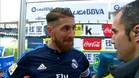 """Sergio Ramos: """"Tenemos la esperanza de que pinchen"""""""