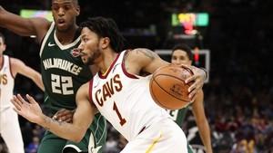 Rose no juega desde el pasado 20 de octubre cuando se lesionó ante Milwaukee