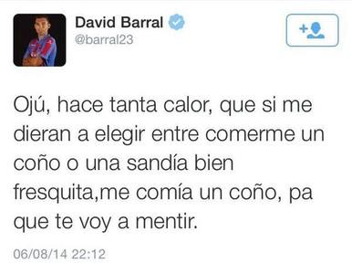 DEPORTES (Pepe Seal Of Approval) - Página 4 Tweet-mas-poetico-david-barral-1407360006174