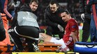 El United ya ha confirmado que Ibrahimovic sufre una rotura de ligamento