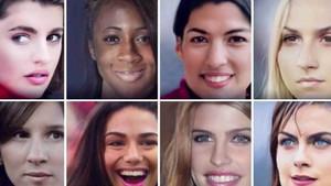 La versión femenina de algunos futbolistas que ha causado furor en las redes