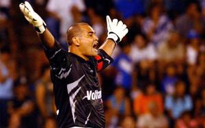 José Luis Chilavert en el 2004