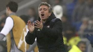 Lillo, posible recambio de Sampaoli para el Sevilla