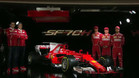 Ferrari presentó su monoplaza para 2017: el SF70H