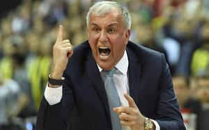 Obradovic, entrenador del Fenerbahçe