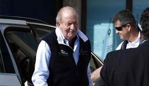 El rey Juan Carlos estará en París apoyando a Rafa Nadal