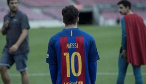 SuperLópez y Messi en el Camp Nou