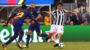 Dybala no quiere moverse de la Juve