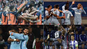 Todos los goles de la primera jornada de la Champions League