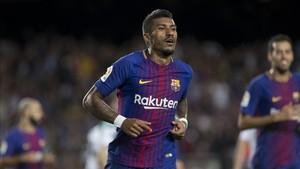 Paulinho aporta gol desde la segunda línea