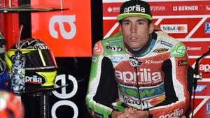 Aleix Espargaró quiere luchar por el podio en Australia