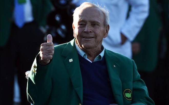 Arnold Palmer gan� cuatro Masters y siempre acud�a al torneo