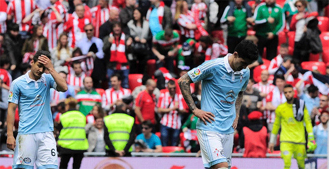 Athletic, 2 - Celta, 1