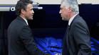 Benedito contactó con Ancelotti por si Luis Enrique decidía no continuar