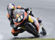 Binder, de nuevo el m�s r�pido en Moto3 en Australia