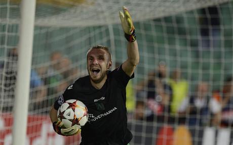 Cosmin Moti clasifica al Ludogorets para la Champions