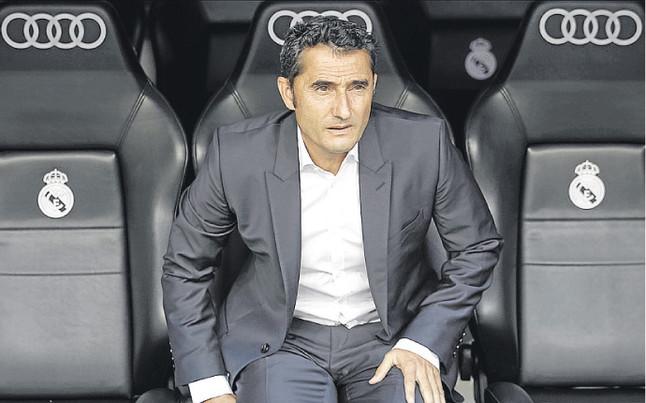 Florentino P�rez quiere a Ernesto Valverde