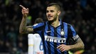 El futuro de Icardi se contempla lejos del Inter