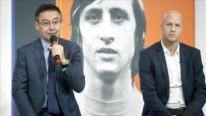 Johan Cruyff tendrá el homenaje del Barça cuando se cumple un año de su muerte