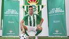 Jonas Martin, refuerzo para el centro del campo del nuevo Betis