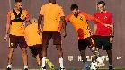 ¡Jordi Alba, baja ante Olympiacos, por lesión!