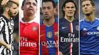 Los 30 futbolistas que merec�an estar nominados al Bal�n de Oro