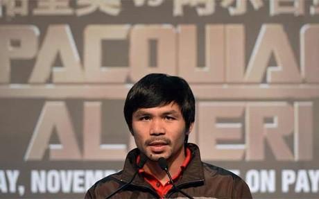 Manny Pacquiao abrir� una escuela de boxeo