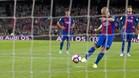 Así vivió Mascherano la noche de su primer gol con el Barça