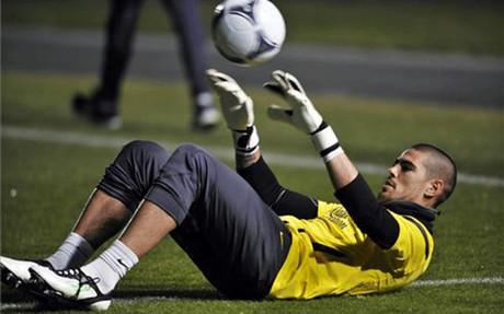 Valdés, un seguro de vida