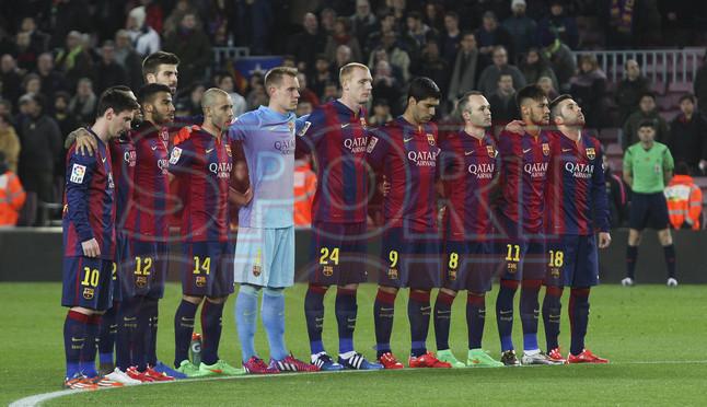 صور : مباراة برشلونة - فياريال 3-1 ( 11-02-2015 ) 1423690151194