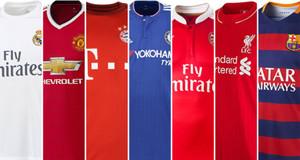Las camisetas más valiosas del mundo del fútbol