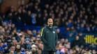 Pep Guardiola sufrió en el campo del Everton la derrota más dura de su carrera como entrenador