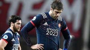 Francia se quedó sin opciones en el Seis Naciones con su derrota en Dublín