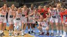 España vuela rumbo a semifinales