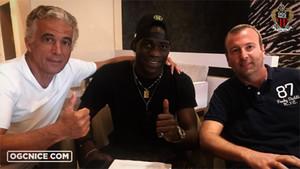 Balotelli seguirá en el Niza