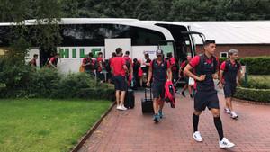 El Espanyol seguirá la preparación en Alemania