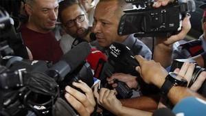 El padre de Neymar habló de su fichaje por el PSG