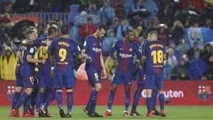 El FC Barcelona 2017 - 2018 presenta unos muy buenos números y grandes sensaciones. Una sólida base para ir creciendo
