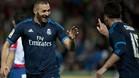 Modric rescata al Real Madrid en Granada