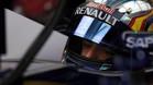 Carlos Sainz marcó el quinto mejor tiempo