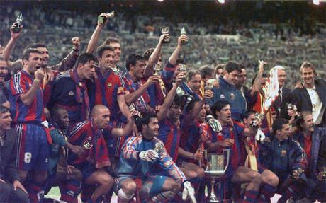 La Copa del Rey de 1997 sigue en el recuerdo
