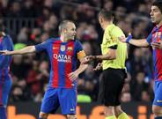 Este es el once del Barça en Pamplona