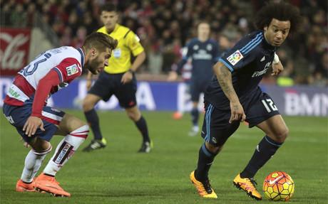 Marcelo se perder� los pr�ximos partidos tras una lesi�n en el hombro