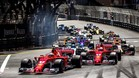 Vettel da una lección en las calles de Mónaco