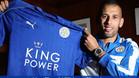 El Leicester ficha a Slimani por 30 millones